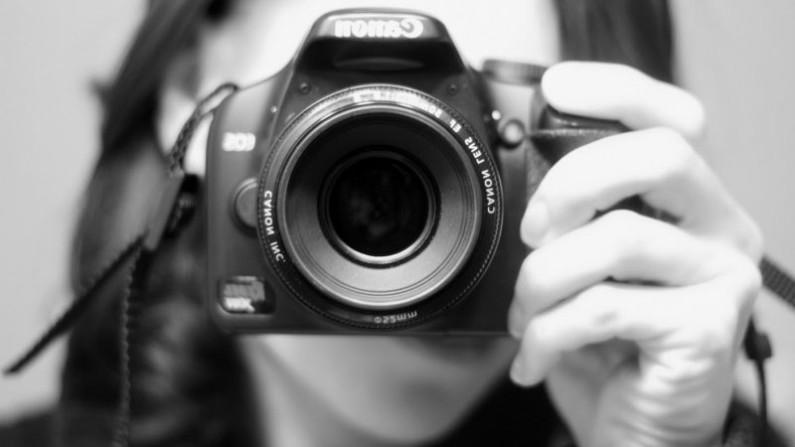 scatti con macchina fotografica